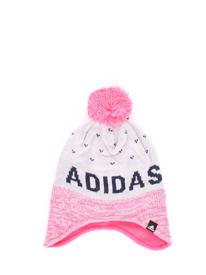 ADIDAS Accessories Girls Hat Grey ED8628