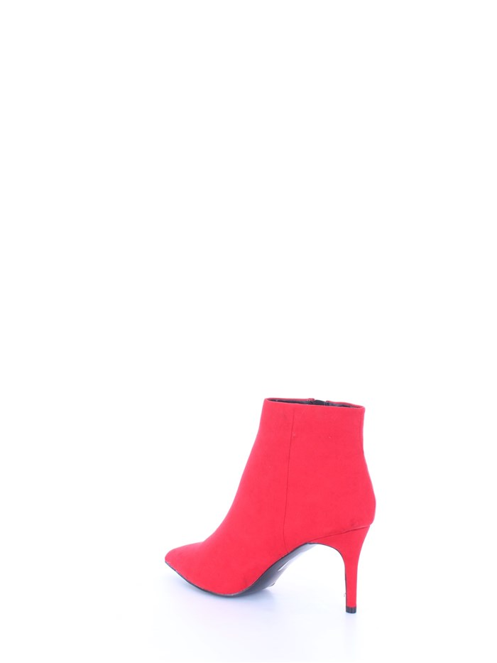 STEVE MADDEN Shoes Women boots Red MGSGIRLIE