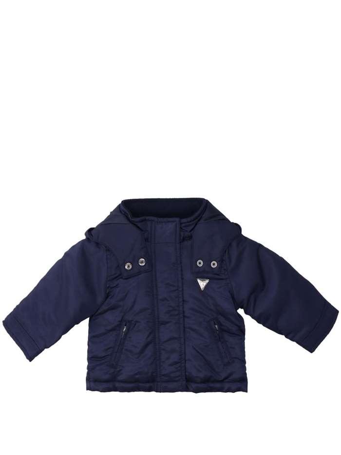 new product 1c8f0 35d46 Giubbotto Guess Guess Guess Bambino Bambino Blu Vendita On ...