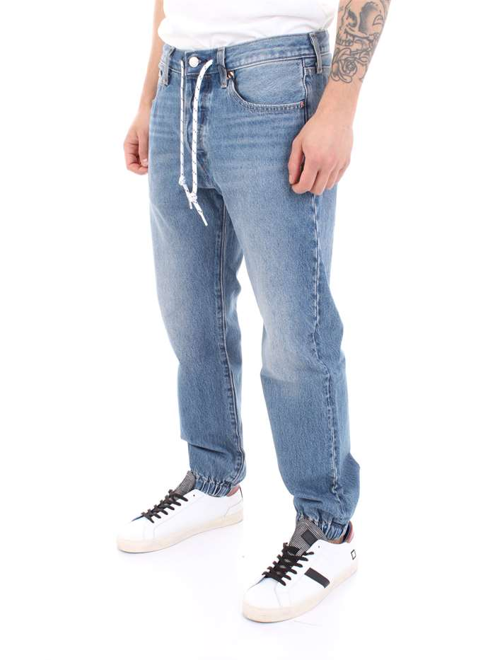5f661b45e82fed Jeans LEVI'S Uomo - Blu - Vendita Jeans On line su Max 1980