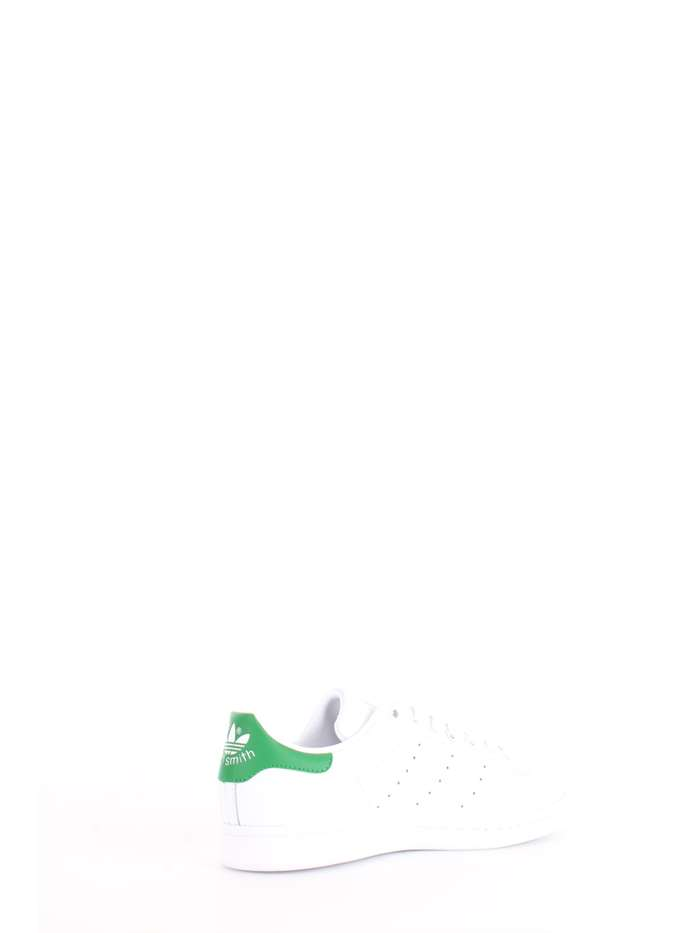factory price 048e3 2f091 ADIDAS. ADIDAS Scarpe Unisex Sneakers Bianco verde M20324