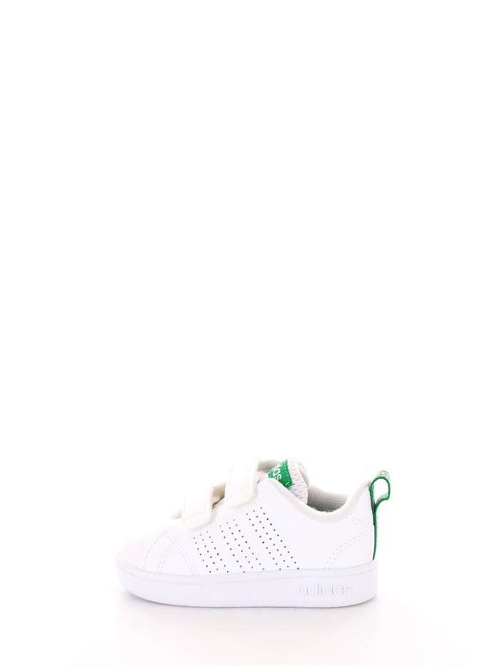 online store be3be 8ea2f ADIDAS Scarpe Bambino Sneakers Bianca AW4889