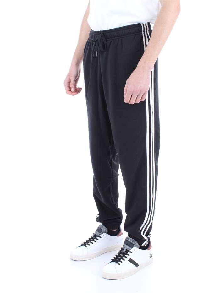 pantaloni adidas uomo neri