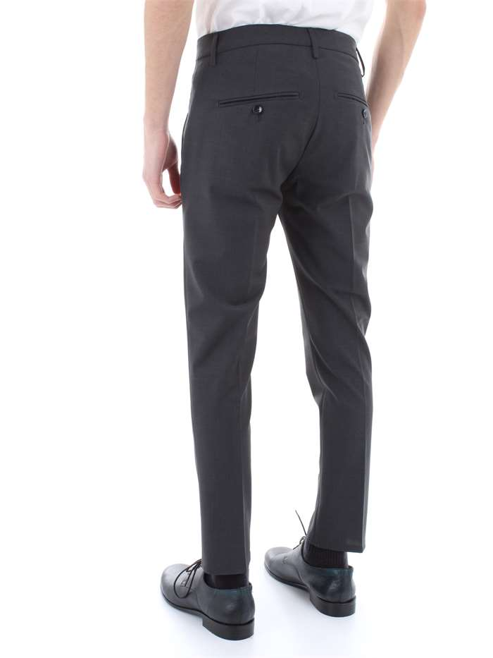 DONDUP Clothing Men Trousers Grey UP518 WS0084