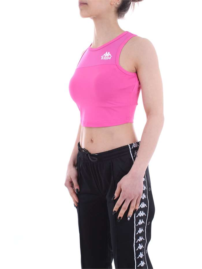 KAPPA Clothing Women Top fuchsia 304I7Z0