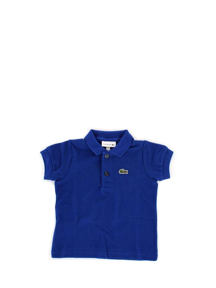 LACOSTE Clothing Kids Polo shirt Royal PJ2909