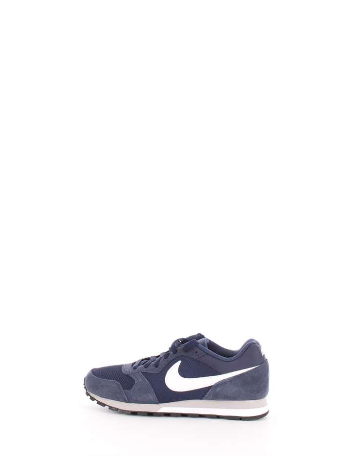 nike sneakers uomo blu
