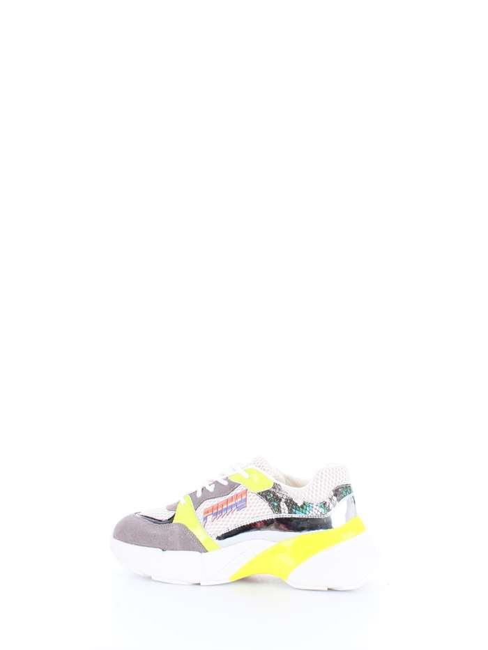 Sneakers PINKO Donna - Bianco giallo grigio - Vendita Sneakers On ... a4d30ff73c9