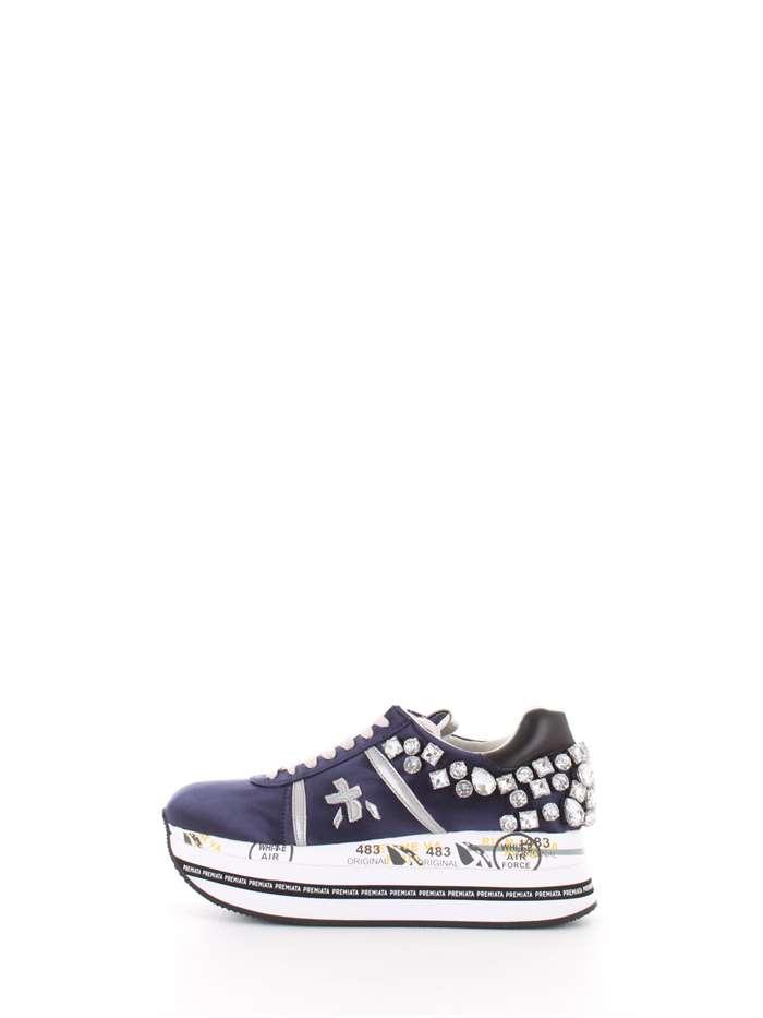 Sneakers PREMIATA Donna - Blu - Vendita Sneakers On line su Max 1980 6ff19548f62