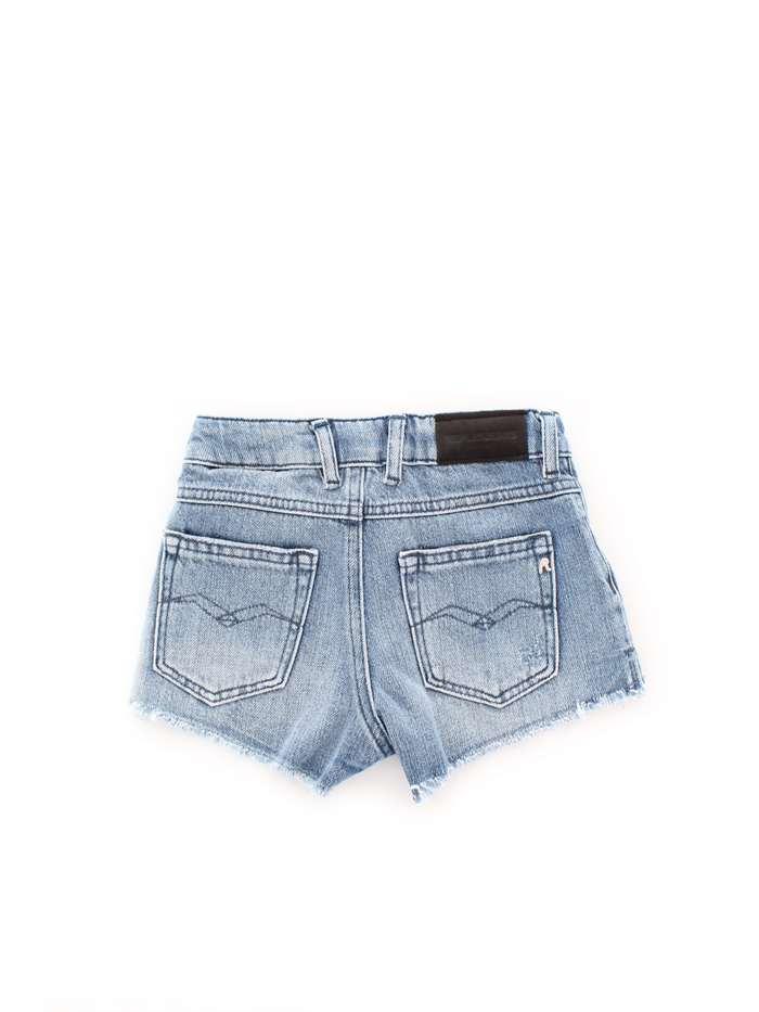 Bambini 2 - 16 anni REPLAY Bambina SG4048 Blu-011 Gonna Primavera/Estate jeans