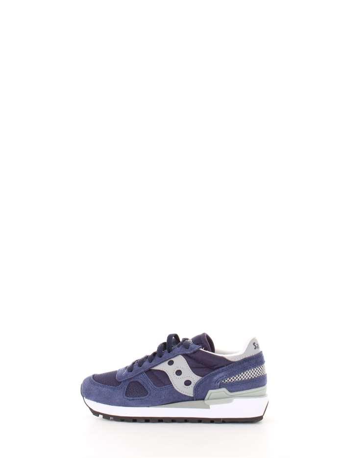 49f90de8ae7f5 Sneakers SAUCONY Donna - Blu - Vendita Sneakers On line su Max 1980