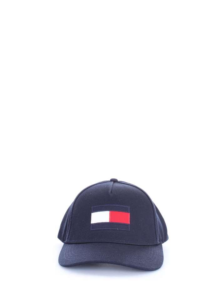 Cappello TOMMY HILFIGER Uomo - Blu - Vendita Cappello On line su Max ... 9cc2d3553dc8