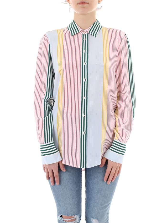08ad2a049b Camicia TOMMY HILFIGER Donna - Multicolor - Vendita Camicia On line ...