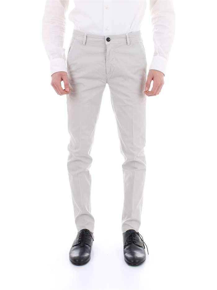 f2f6d12e24cb9d Pantaloni YAN SIMMONS Uomo - Grigio chiaro - Vendita Pantaloni On ...