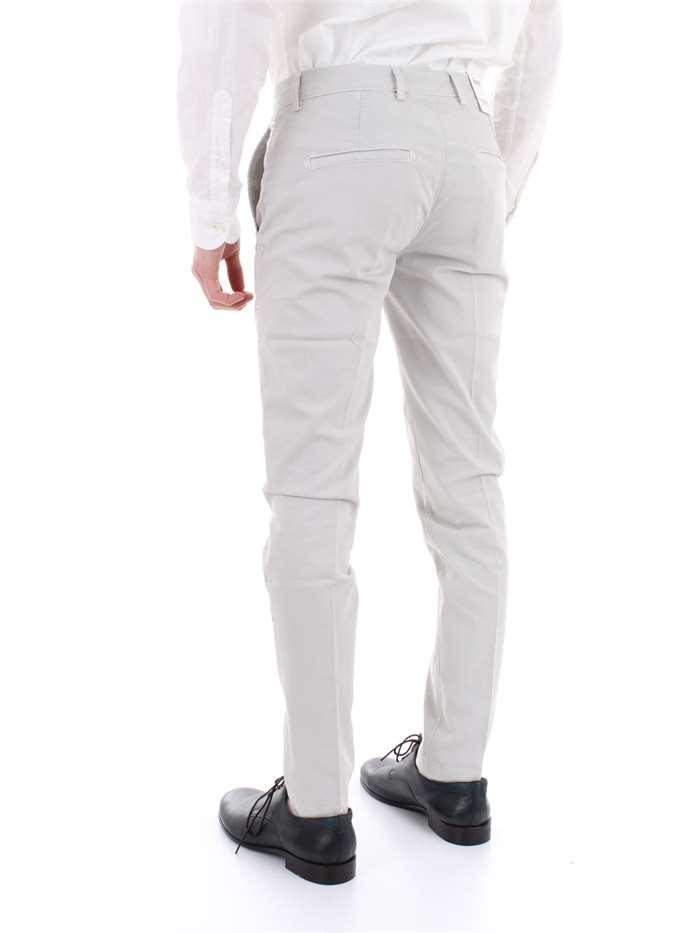 788d7e6b3a1cac ... YAN SIMMONS Abbigliamento Uomo Pantaloni Grigio chiaro STORY A197 ...